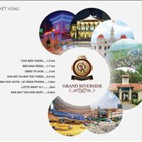 Bán gấp căn hộ cao cấp mặt tiền Bến Vân Đồn, 42 triệu/m2 Grand Riverside giá tốt nhất khu vực