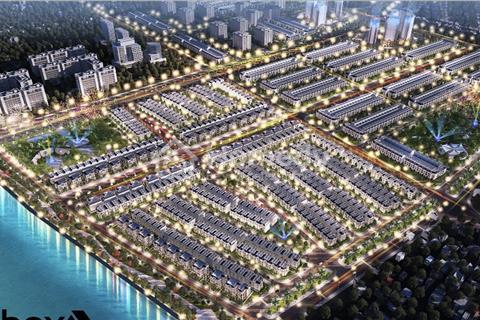 Lavilla Green City (Biệt thự ven sông Vàm cỏ)