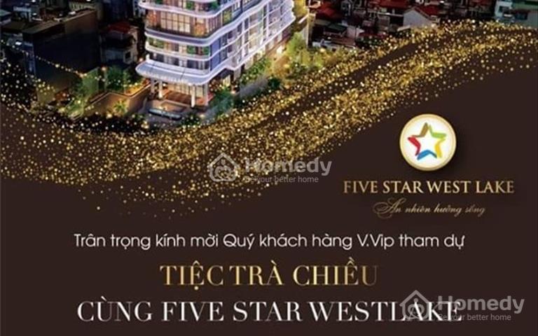 Mua nhà tặng 1 cây vàng chỉ có tại Five Star Westlake ngày 28/07/2019, khách sạn Pan Pacific