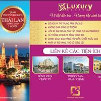 Luxury Center - đất nền trung tâm thành phố Đông Hà giá siêu rẻ chỉ từ 6,5 triệu/m2 chiết khấu cao