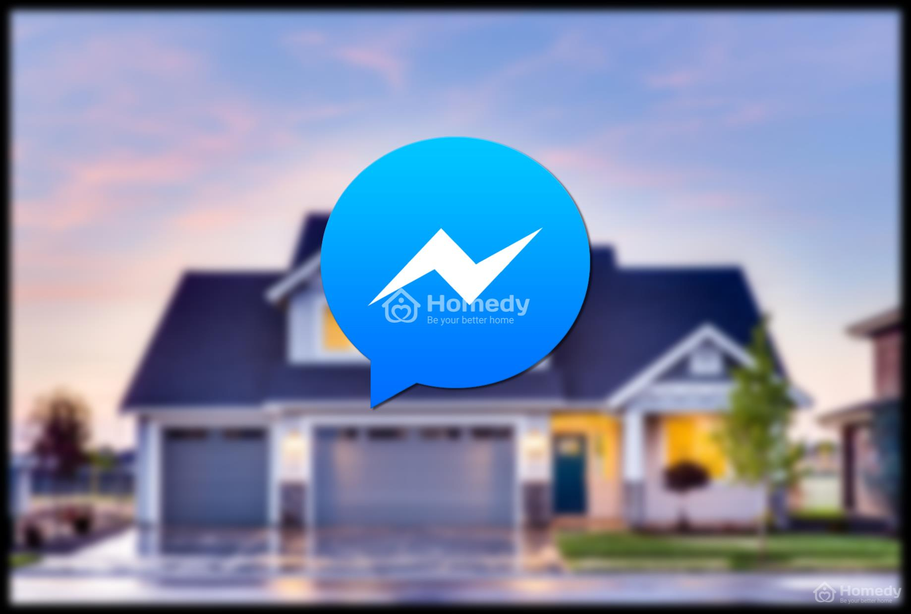 real estate Messenger