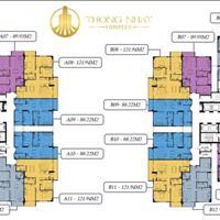 Cần bán nhanh căn hộ 82 Nguyễn Tuân, Thống Nhất Complex, căn 1603, 88,2m2, giá 2,65 tỷ