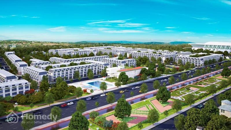 Khu đô thị Central Mall City Chơn Thành - ảnh giới thiệu