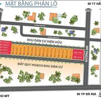 Mở bán khu dân cư Hắc Dịch - Phú Mỹ gần chợ Hắc Dịch mới, khu trung tâm của Hắc Dịch 2,35 triệu/m2