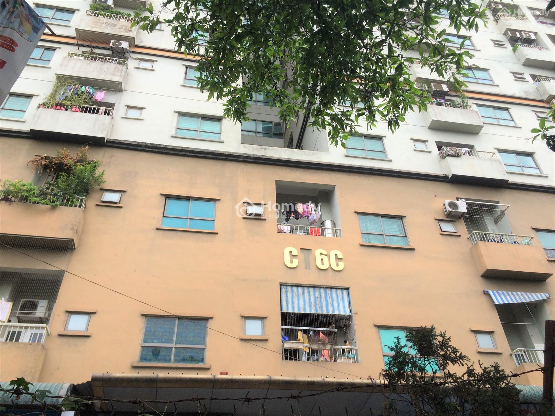 Toà CT6C Kiến Hưng