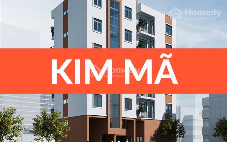 Mở bán chung cư mini Kim Mã - Liễu Giai - Ba Đình từ hơn 600 triệu/căn, vào ở ngay