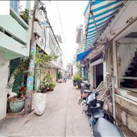 Nhà cấp 4 Phạm Văn Chí quận 6, hẻm xe hơi ở ngay - 30m2 – giá siêu rẻ 2.95 tỷ
