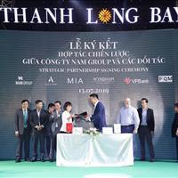 Thanh Long Bay - tổ hợp nghỉ dưỡng quy mô 120ha, sở hữu vĩnh viễn tại vịnh biển đẹp nhất Việt Nam