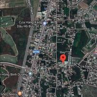 Bán lô đất cực VIP, phường Phú Mỹ, mặt tiền đường nhựa DX 013 8m