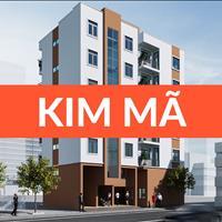 Mở bán chung cư mini Kim Mã - Nguyễn Thái Học - Giảng Võ từ hơn 750 triệu/căn, vào ở ngay