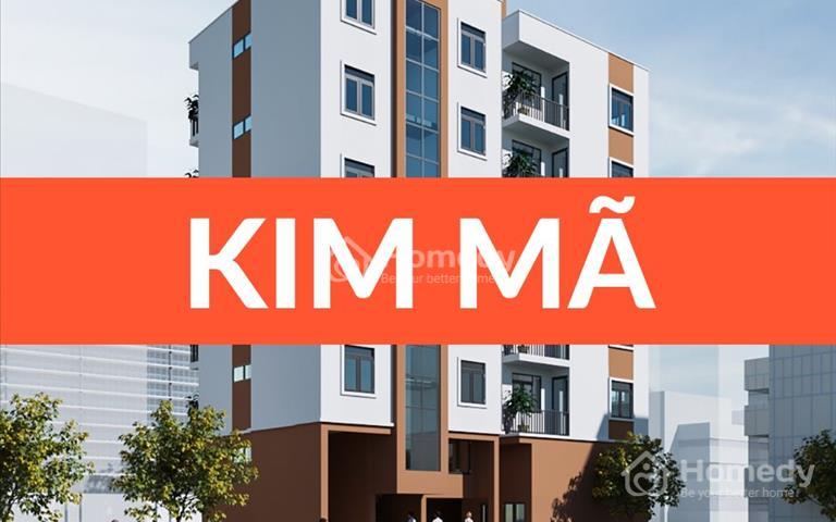 Mở bán chung cư mini Kim Mã - Nguyễn Thái Học - Giảng Võ từ hơn 600 triệu/căn, vào ở ngay