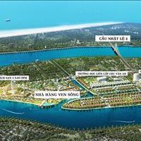 Đất nền ven sông thành phố biển Đồng Hới, Quảng Bình - Điểm hút đầu tư mới nhất