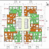 Cần tiền bán nhanh trong tuần căn hộ chung cư FLC Cầu Giấy, căn 1601, 127m2, 4.15 tỷ