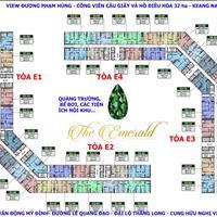 Cần tiền bán nhanh trong tuần căn hộ The Emerald CT8 Mỹ Đình, căn 1606, 82m2, 2.5 tỷ