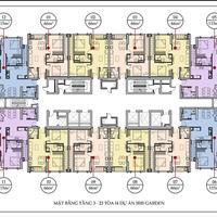 Cần tiền bán nhanh trong tuần căn hộ chung cư Iris Garden, căn 1606, 115m2, giá 2.9 tỷ
