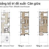 Nhà 3 tầng đẹp phù hợp gia đình trẻ an cư ngay trung tâm thành phố Huế