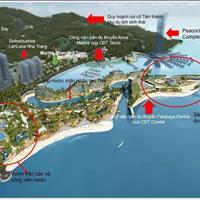 Siêu phẩm 20 lô đất nền duy nhất mặt biển Nha Trang - cạnh bến du thuyền Quốc tế