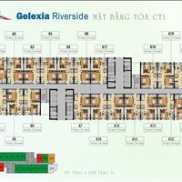Chính chủ bán lỗ chung cư Gelexia 885 Tam Trinh, 1612, 76.16m2, giá cắt lỗ 1.5 tỷ