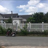 Bán đất lô gốc mặt tiền kinh doanh, DX 013, phường Phú Mỹ, Thủ Dầu Một