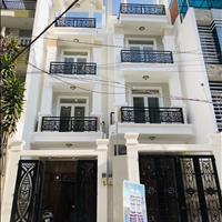 Nhà 3 lầu, 200m2 sổ hồng riêng, mặt tiền 12m vị trí trắc địa tại phường 26, đường số 1 Chu Văn An