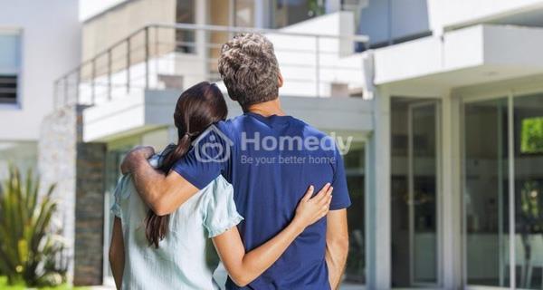 đánh liều vay mua nhà