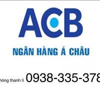 Ngân hàng ACB thanh lí đất nền tại KCN Becamex - Giá rẻ - Sổ hồng riêng cầm tay - Thổ cư 100%