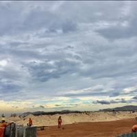 Đất nền mặt tiền biển Nhơn Hội phân khu 2 đang được mở bán