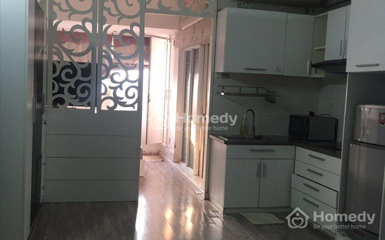 Cho thuê căn hộ 38m2, 1 phòng ngủ, chung cư H3 quận 4, Hồ Chí Minh, 9 triệu/tháng