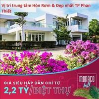 Bán đất nền biệt thự view biển Monaco Hill (Sunny Villa Hòn Rơm) giá rẻ