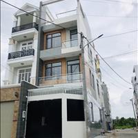 Bán nhà 3 lầu 62m2 góc 2 MT sổ hồng riêng, đường ô tô 12m đường 10 cách Coopmart Bình Triệu 100m