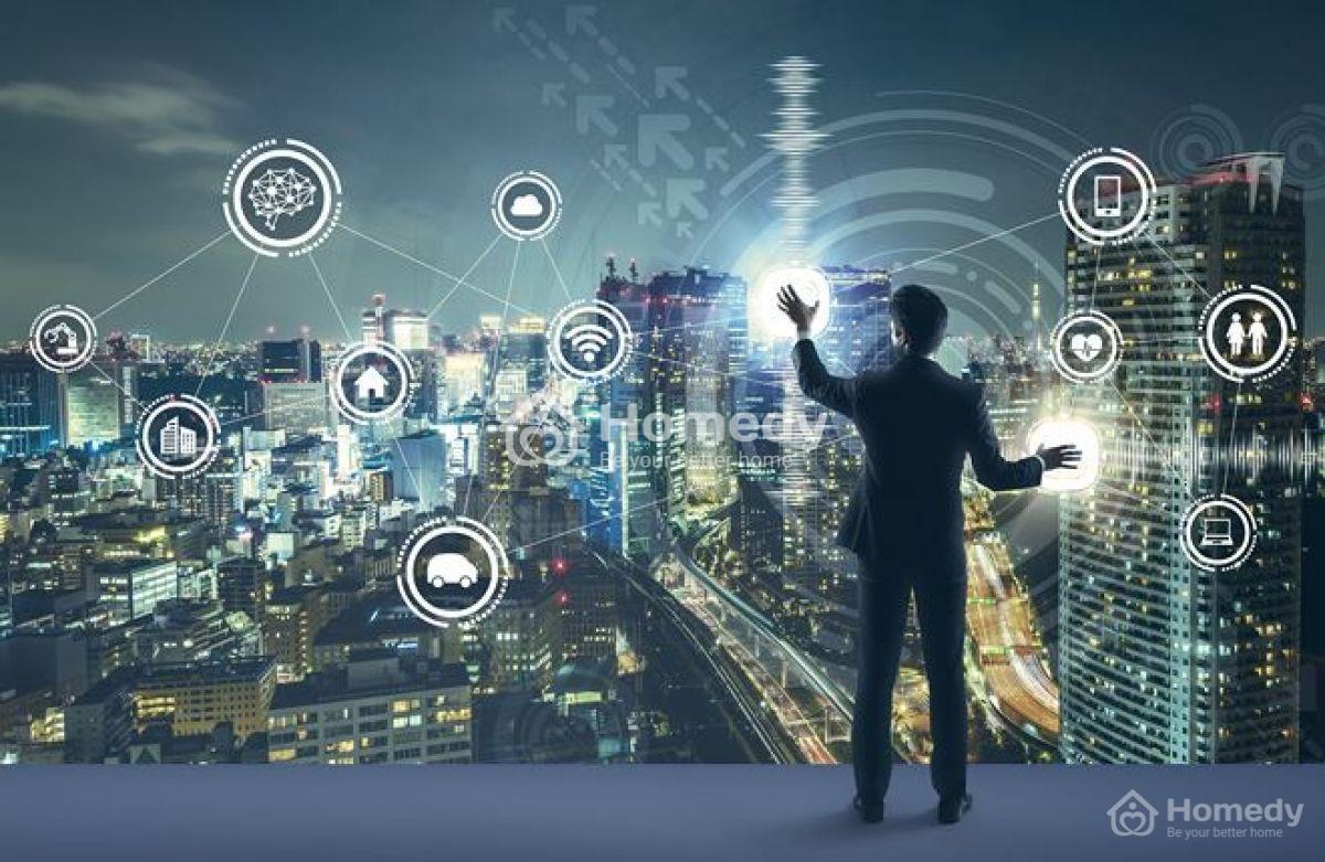 Ứng dụng công nghệ trong BĐS