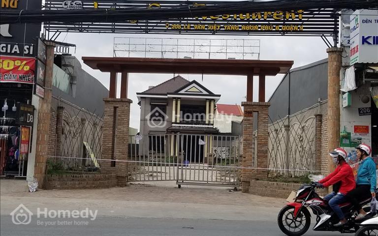 Cho thuê mặt bằng biệt thự 550m2 đường Lê Văn Việt, Quận 9 phù hợp kinh doanh mọi nghành nghề
