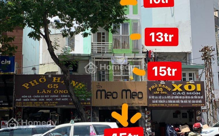 Chính chủ cho thuê kinh doanh tầng 1 trong nhà 4 tầng tại Quận 1, Thành phố Hồ Chí Minh