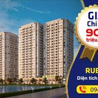 Chung cư Ruby 3 Phúc Lợi nhận nhà ngay, chỉ từ 900 triệu/căn 2 phòng ngủ, CK 5%, tặng 5 chỉ vàng