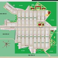 Hana Garden Mall mặt tiền ĐT 742, dân cư đông đúc, quy hoạch theo chuẩn Singapore