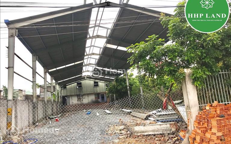 Cho thuê kho xưởng 493m2, Trảng Dài, cách đường Nguyễn Thái Học 100m