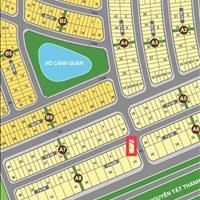 Bán lô đất Cam Ranh mặt tiền đường Nguyễn Tất Thành 187m2, giá 22 triệu/m2