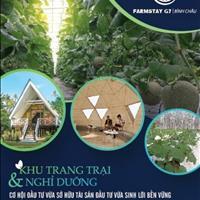 Trang trại kết hợp nghỉ dưỡng Farmstay G7 Vũng Tàu