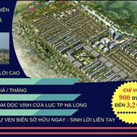 Giá ưu đãi đợt 1 đất nền Hà Khánh C giá từ 9 - 12 triệu/m2 ngay gần trung tâm thành phố Hạ Long