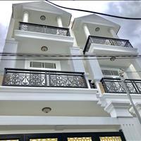 Nhà mới xây 2 lầu, sử dụng 122m2 sổ hồng riêng, BIDV hỗ trợ 70% tại đường số 1, Hiệp Bình Phước