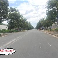 Bán đất mặt tiền đường D8 (kế bên chợ) khu tái định cư Phú Mỹ, Phú Tân, Thủ Dầu Một, Bình Dương