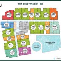Mở bán chung cư cao cấp Green Pearl, Bắc Ninh