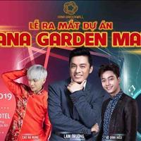 Đất đầu tư, sổ hồng riêng, dự án Hana Garden Mall