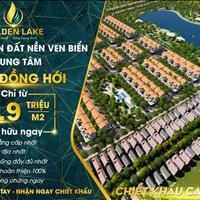 Golden Lake - sổ đỏ 100% - 9,9 triệu/m2 - trung tâm Hoàn Lão, Quảng Bình