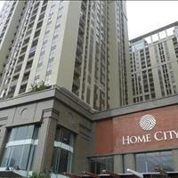 Cho thuê văn phòng tòa Home City Trung Kính, Cầu Giấy 100 - 200 - 300 - 500 - 1000m2, 190 nghìn/m2