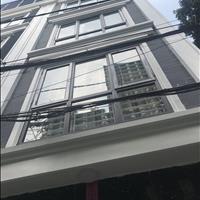 Nhà Thượng Đình, 33m2, mặt tiền 4m, ô tô, 5 tầng, thiết kế hiện đại, sang trọng