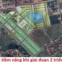 Bán lô mặt đường tỉnh lộ 299 căn LK06-11 khu đô thị Dĩnh Trì, mặt đường rộng 30m