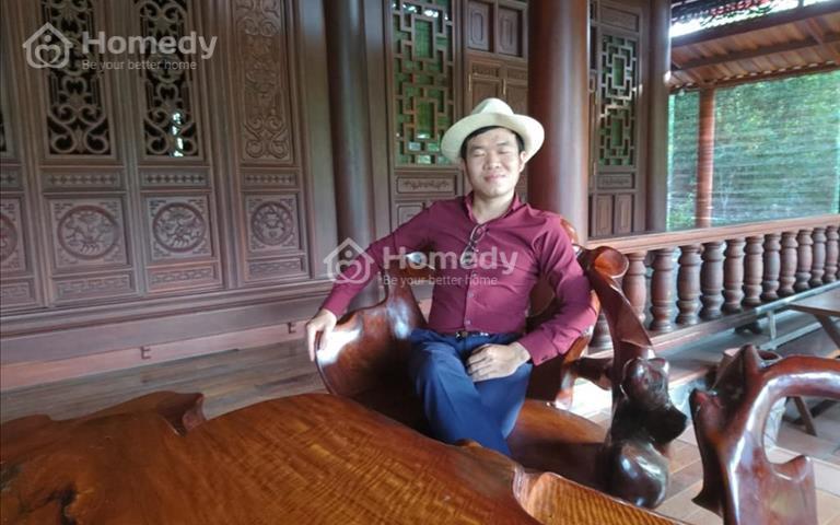 Bán khu nghỉ dưỡng 10ha cạnh Xanh Villas Resort Thạch Thất 115 tỷ