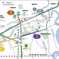 Sốc căn hộ cao cấp, khu đô thị Khang Điền, hỗ trợ vay 70%, giá 1.3 tỷ