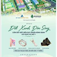 Bán đất nền Bình Định City View, đã có sổ, chỉ 750 triệu/lô, tặng ngay 1 chỉ vàng khi mua hàng